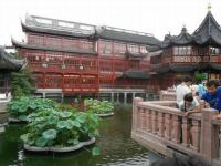 Le jardin yuyuan shanghai attraction sites touristique for Le jardin yuyuan