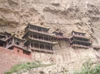 Le temple suspendu,Datong